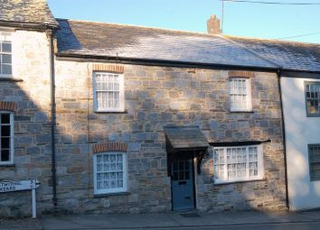 Thumbnail 4 bed cottage for sale in Fore Street, Lerryn, Lostwithiel
