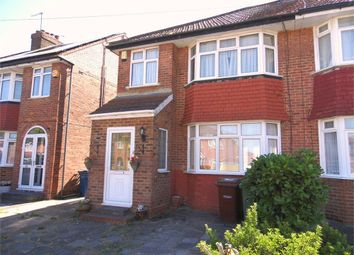 Thumbnail 3 bed semi-detached house to rent in Orchard Grove, Edgware, Middlesex
