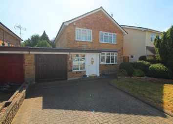 Thumbnail 4 bed detached house to rent in Brook Road, Brentwood, Essex