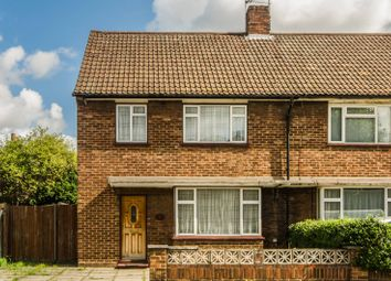 Thumbnail 3 bed semi-detached house for sale in Roundwood Road, Harlesden