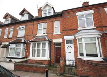 Thumbnail 4 bedroom terraced house to rent in Wilberforce Road, Leicester