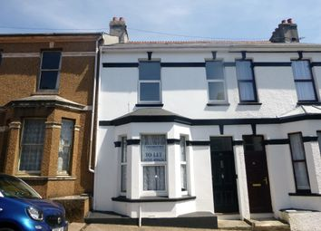 Thumbnail 2 bed terraced house to rent in Townshend Avenue, Plymouth