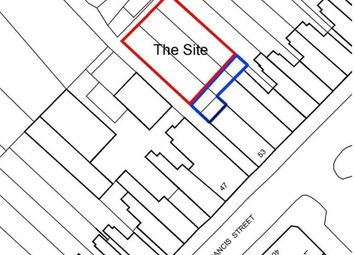 Thumbnail Land for sale in Francis Street, Leicester