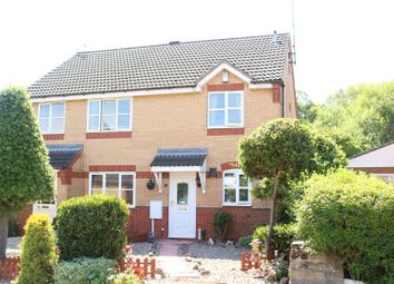2 bed semi-detached house for sale in Mowlands Close, Sutton-In-Ashfield NG17