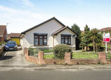 Thumbnail 2 bed detached bungalow for sale in Firecrest Close, Weymouth