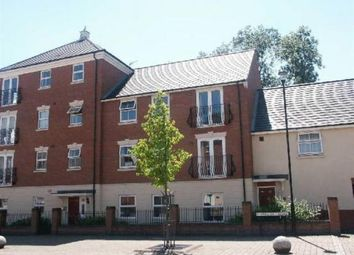 Thumbnail 2 bed flat to rent in Stonechat Road, Coton Meadows, Rugby, Warwickshire