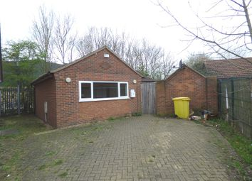Thumbnail 1 bed detached bungalow for sale in Saltersgate, Parnwell, Peterborough