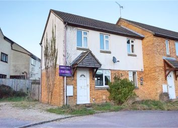 Thumbnail 2 bed end terrace house for sale in Orchard Mead, Swindon