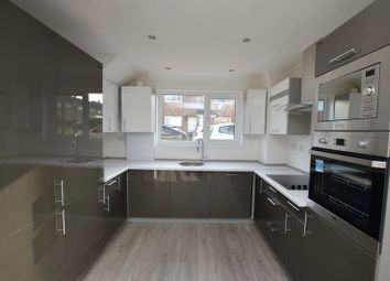 Thumbnail 3 bed terraced house for sale in Sedge Crescent, Chatham, Kent