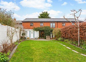 Thumbnail 4 bedroom barn conversion to rent in Tidmarsh Lane, Tidmarsh, Reading