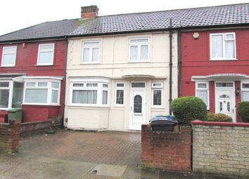 Thumbnail 3 bed terraced house to rent in Brentvale Avenue, Wembley, Middlesex