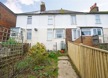 Thumbnail 2 bed cottage for sale in Middle Road, Hastings, East Sussex