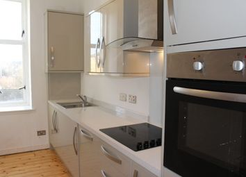 Thumbnail 1 bed flat to rent in Holmlea Road, Glasgow