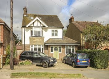 Thumbnail 4 bedroom detached house for sale in West Way, Harpenden, Hertfordshire