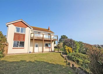 Thumbnail 3 bed detached house for sale in Washbourne Close, Wall Park Area, Brixham