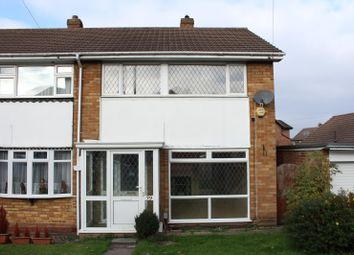 Thumbnail 3 bed mews house for sale in Tamworth, Staffordshire