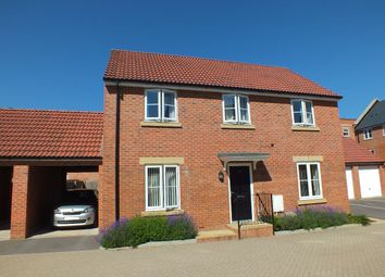Thumbnail 4 bed detached house for sale in Barons Crescent, Trowbridge, Wiltshire.