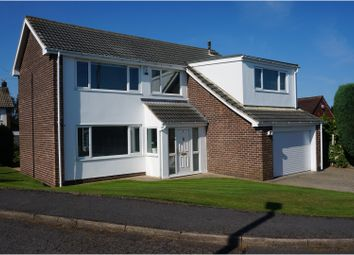 Thumbnail 3 bed detached house for sale in Edmonton Close, Barnsley