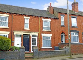 Thumbnail 2 bed town house for sale in Congleton Road, Talke, Stoke-On-Trent