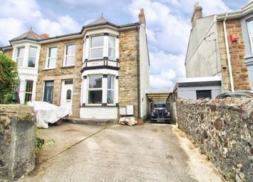 4 bed semi-detached house for sale in Barncoose Terrace, Illogan Highway, Redruth TR15