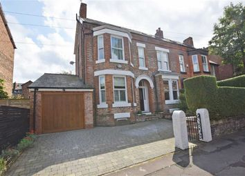 Thumbnail 5 bedroom semi-detached house for sale in Northen Grove, West Didsbury, Manchester