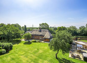 Thumbnail 4 bed detached house for sale in Hook Park Road, Warsash, Southampton