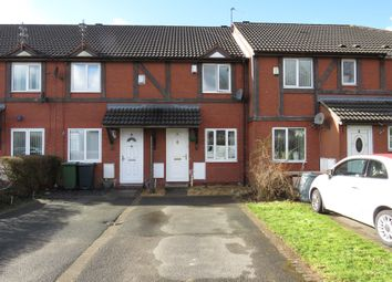 Thumbnail 2 bed terraced house for sale in Portbury Way, New Ferry, Wirral