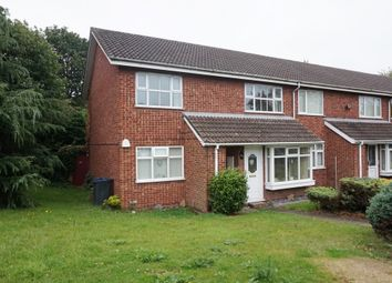 Thumbnail 2 bedroom maisonette for sale in Cheswood Drive, Minworth, Sutton Coldfield