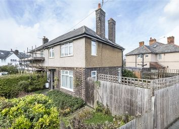 Thumbnail 3 bed semi-detached house for sale in Headington Road, London