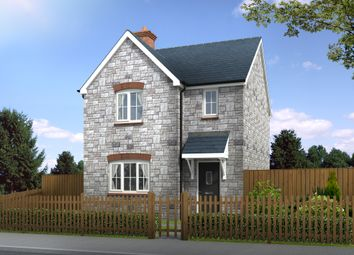 Thumbnail 3 bedroom detached house for sale in Squires Meadow, Lea, Ross-On-Wye, Herefordshire