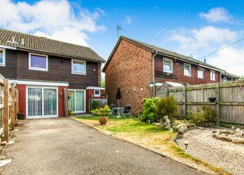 Thumbnail 3 bed semi-detached house for sale in Moorland Park, Newport, Gwent