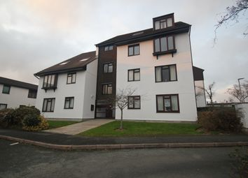 Thumbnail 2 bed flat to rent in St. Boniface Close, Plymouth