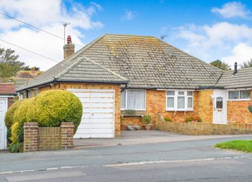 Thumbnail 2 bed semi-detached bungalow for sale in Fairlight Avenue, Telscombe Cliffs, Peacehaven