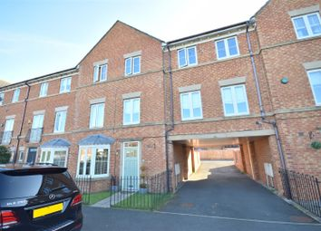 Thumbnail 5 bed town house for sale in Aylesford Mews, Greystoke Manor, Sunderland