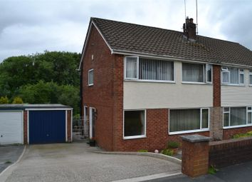 Thumbnail 3 bed semi-detached house for sale in Cliffe Drive, Whittle-Le-Woods, Chorley