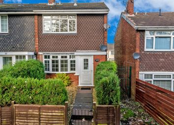 Thumbnail 3 bedroom end terrace house to rent in Millfield Avenue, Bloxwich, Walsall