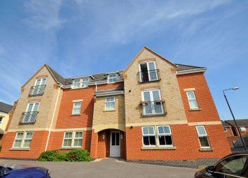 Thumbnail 1 bed flat to rent in Ferncroft Walk, Chellaston, Derby