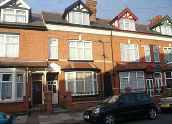 Thumbnail 6 bed terraced house to rent in Kimberley Road, Leicester