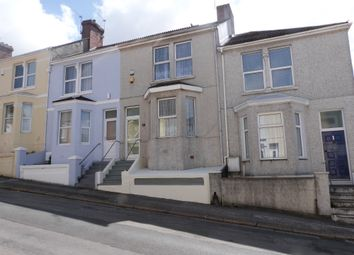 Thumbnail 3 bed terraced house to rent in Third Avenue, Camels Head, Plymouth