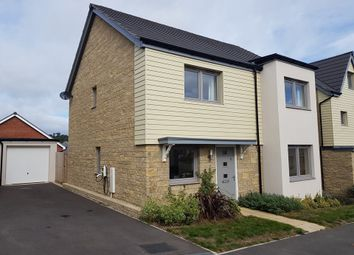 Thumbnail 4 bed detached house for sale in Churchill Rise, Axminster, Devon
