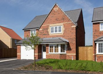 "Thumbnail 4 bed detached house for sale in ""Kennington"" at Lime Pit Lane, Cannock"