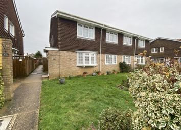 Thumbnail 2 bed flat for sale in Anglesey Avenue, Hailsham, East Sussex