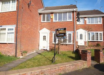 Thumbnail 3 bed terraced house for sale in 28 Croft Head Drive, Milnrow, Rochdale