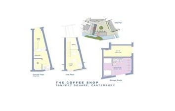 Thumbnail Retail premises to let in The Coffee Shop, 15/16 Tannery Square, Canterbury, Kent