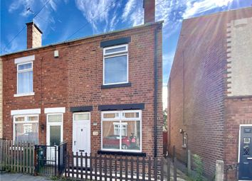 Thumbnail 2 bed end terrace house for sale in Albert Street, Leabrooks, Alfreton
