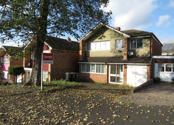 Thumbnail 4 bedroom detached house for sale in Broomhill Lane, Great Barr, Birmingham