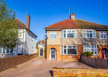 Thumbnail 3 bed semi-detached house for sale in Second Avenue, Broomfield, Chelmsford