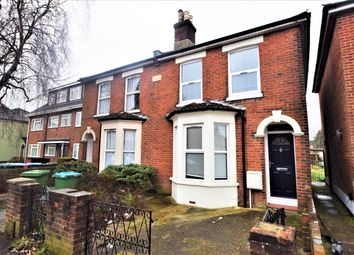 Thumbnail 3 bed semi-detached house to rent in Kent Road, Southampton