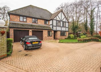 Thumbnail 5 bed detached house for sale in Forest End, Kennett, Newmarket