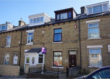 Thumbnail 3 bedroom terraced house for sale in Hartington Terrace, Bradford